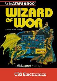 Обложка Wizard of Wor