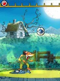 Обложка Geronimo Stilton in the Kingdom of Fantasy: The Videogame