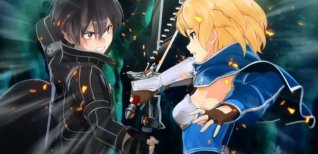 Sword Art Online: Hollow Fragment. Релизный трейлер