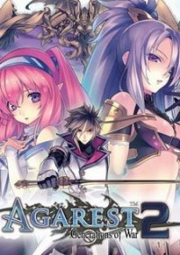 Обложка Agarest: Generations of War 2