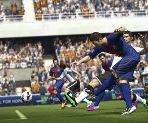 Tomb Raider уступила FIFA 14 первое место в британском чарте