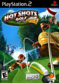 Обложка Hot Shots Golf Fore!