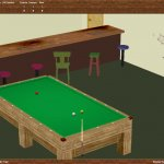 Скриншот Virtual Pool Hall – Изображение 2
