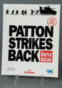 Patton Strikes Back: The Battle of the Bulge – фото обложки игры