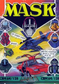 Обложка MASK
