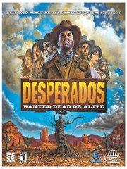 Обложка Desperados: Wanted Dead or Alive