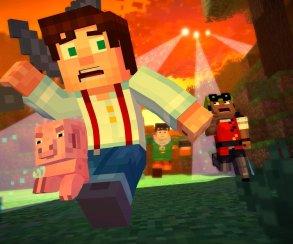 Minecraft: Story Mode получит третий эпизод в ближайший вторник