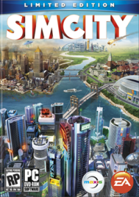 Обложка SimCity: Limited Edition (2013)