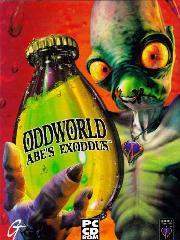 Обложка Oddworld: Abe's Exoddus.