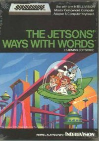 Обложка The Jetson's Way with Words