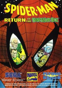 Обложка Spider-Man - Return of the Sinister Six