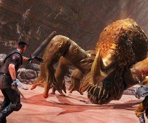 Жуткая марсианская фауна на скриншотах The Technomancer