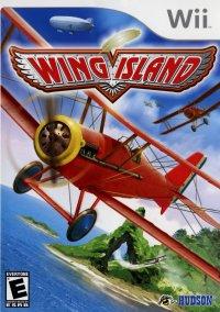 Обложка Wing Island