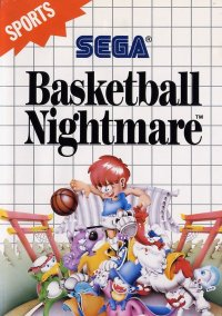 Обложка Basketball Nightmare