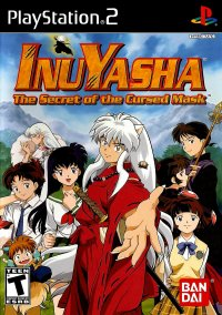 Обложка InuYasha: The Secret of the Cursed Mask