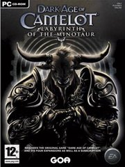 Обложка Dark Age of Camelot: Labyrinth of the Minotaur