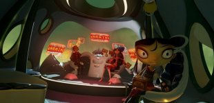 Psychonauts in the Rhombus of Ruin. Релизный трейлер