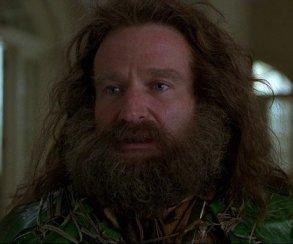 Робин Уильямс хотел сыграть Хагрида в«Гарри Поттере»