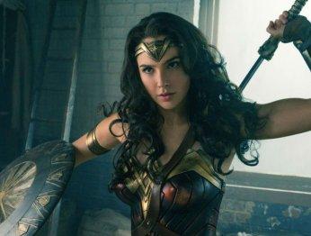 Новый арт из «Чудо-женщины»: как художники DC видят Галь Гадот