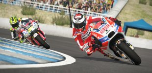 MotoGP 17. Геймплейный трейлер