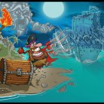 Скриншот Woody Two-Legs: Attack of the Zombie Pirates – Изображение 1