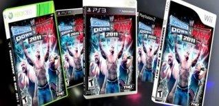 WWE Smackdown vs Raw 2011. Видео #2