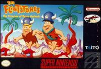 Обложка The Flintstones: The Treasure of Sierra Madrock