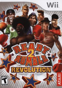 Обложка Ready 2 Rumble Revolution