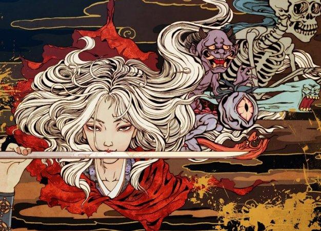 Рецензия на Akaneiro: Demon Hunters