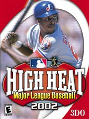 Обложка High Heat Major League Baseball 2002