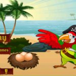 Скриншот Pirate Parrot Egg Drop Rush XD - Amazing Caribbean Rescue Adventure Challenge – Изображение 2