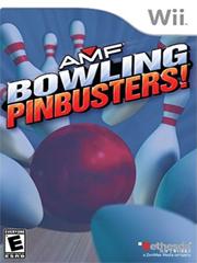 Обложка AMF Bowling Pinbusters!