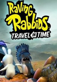 Обложка Raving Rabbids: Travel in Time