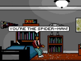 Трейлер Spider-Man: Homecoming перенесли в 8-bit