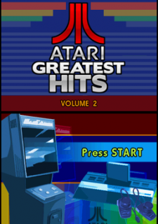 Atari's Greatest Hits: Volume 2