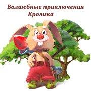 Обложка Волшебные приключения Кролика