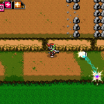 Скриншот Blaster Master Zero – Изображение 3