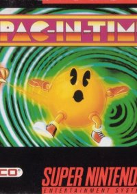 Pac-In-Time – фото обложки игры