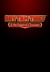 Обложка Rhythm Thief & the Emperor's Treasure
