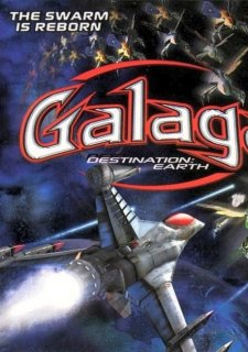 Galaga Destination: Earth