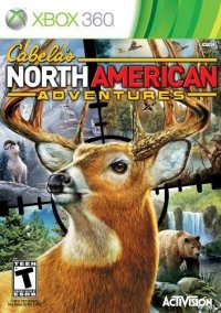 Обложка Cabela's North American Adventure