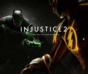 Стала известна дата выхода Injustice 2