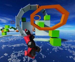 Реактивная гонка Jet Car Stunts вылетит на консоли PlayStation летом