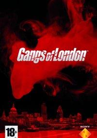 Обложка Gangs of London