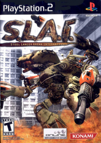 S.L.A.I.: Steel Lancer Arena International – фото обложки игры