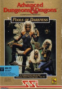 Обложка AD&D 4 Pools of Darkness
