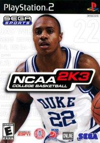 Обложка NCAA College Basketball 2K3