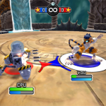 Скриншот Invizimals: The Resistance – Изображение 1
