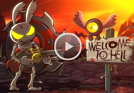 Дополнения для «Hell Yeah! Wrath of the Dead Rabbit»
