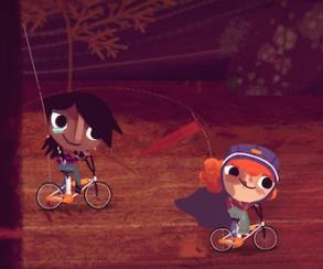 Удар по ностальгии: Nights and Bikes оживляет детские фантазии